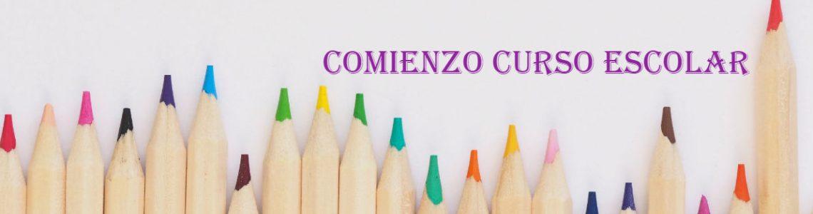Comienzo Curso Escolar Alumnado 2019-20