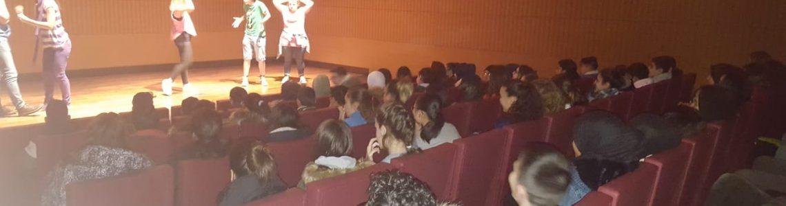 Sinvergüenzas Teatro